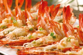 steamed_prawns_with_garlic