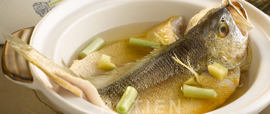 '100-Second' Stewed Yellow Croaker