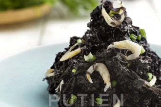 Seaweed with Dried Shrimp