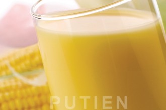 Homemade Sweet Corn Juice