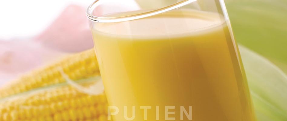 Homemade Sweet Corn Juice